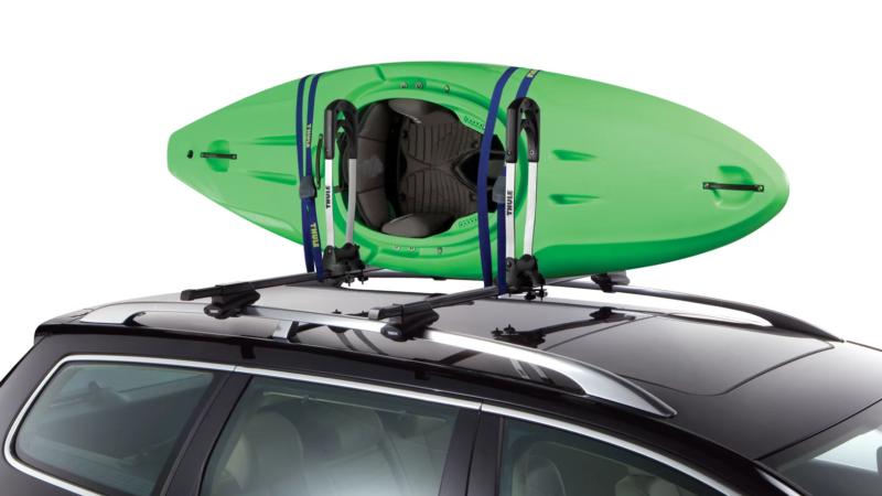 High-Capacity Kayak Racks