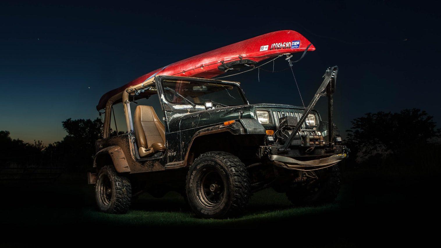 Best Kayak Racks for Jeeps (2021)